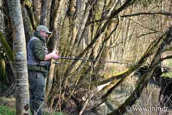 Les pêcheurs de l'Amance de plus en plus nombreux - le Journal de la Haute-Marne