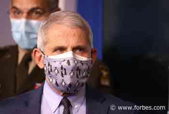 Should I Use A Brace Or Double-Masking To Block Coronavirus? - Forbes