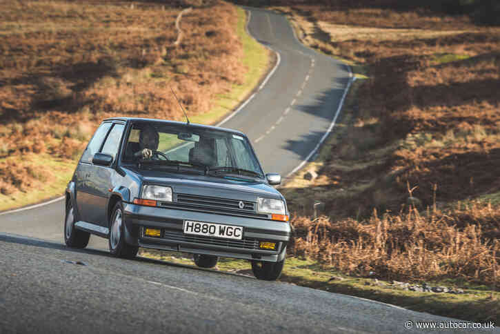 Forgotten Genius: Remembering the Renault 5 GT Turbo