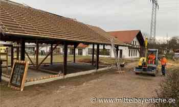 Start frei für den Neubau des Kindergartens in Zandt - Mittelbayerische