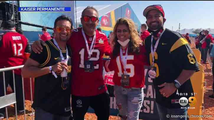 Local Doctors Flying Back From Super Bowl Save Woman's Life On Plane
