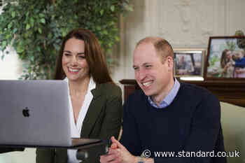 Prince William: Don't believe jab misinformation on social media