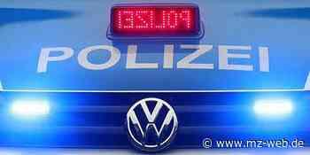Polizei widerspricht Gerüchten nach einem Selbstmord in Thale: Es gibt keine weiteren Todesopfer - Mitteldeutsche Zeitung