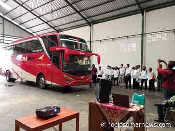 Inovatif, PO Agra Mas Berikan Pelatihan Peningkatan Mutu Pelayanan Bagi Penumpang, Diikuti Puluhan Kru Dan - Joglosemar News