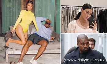 Kim and Kanye divorce documents reveal separation date is still 'TBD'