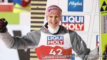 Nordische Ski-WM: Skisprung-Ass Geiger erklimmt nächsten Gipfel