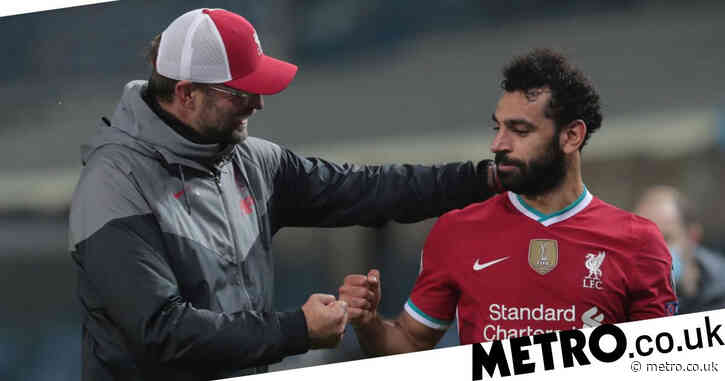 Jurgen Klopp feels 'awkward' commenting on Mohamed Salah's Liverpool future