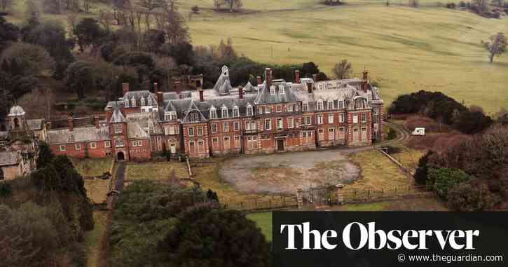 Pleas to save historic  'Versailles of Wales' before it falls into ruin