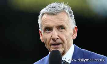 Siren sounds on Bruce McAvaney's legendary career as AFL match commentator