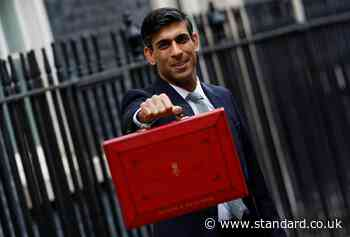 Rishi Sunak will use 'income tax stealth tactics' to plug £43bn black hole in Britain's finances