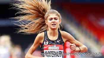 Langstrecken-Ass: Klosterhalfen rennt in Texas deutschen 10.000-Meter-Rekord
