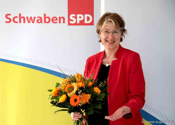 SchwabenSPD nominiert Ulrike Bahr als Spitzenkandidatin für die Bundestagswahl