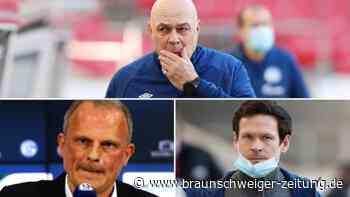 Spielerrevolte auf Schalke: Gross und Schneider wohl entlassen