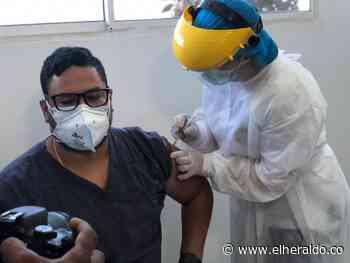 Tubará y Sabanalarga arrancan jornada de vacunación contra covid-19 - EL HERALDO