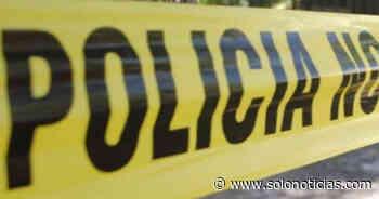 Joven asesinado en Jiquilisco, Usulután - Solo Noticias