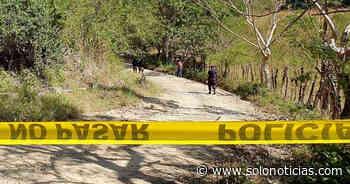 Sucesos 2021-02-09 Mujer asesinada en un cañal de Jiquilisco, Usulután - Solo Noticias