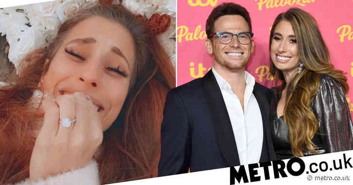 Stacey Solomon confirms July wedding to Joe Swash: 'It actually feels real now'