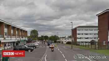 Pedestrian dies in road collision after stabbing in street
