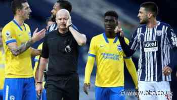 West Brom 1-0 Brighton: Bizarre defeat for Seagulls after free-kick confusion