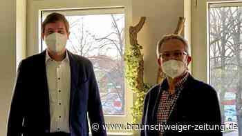 Unternehmen spendet für die Helmstedter Hospizarbeit