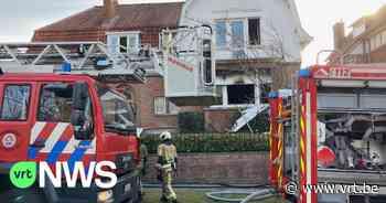 Bejaarde man sterft in woningbrand in Watermaal-Bosvoorde, brand vermoedelijk aangestoken - VRT NWS