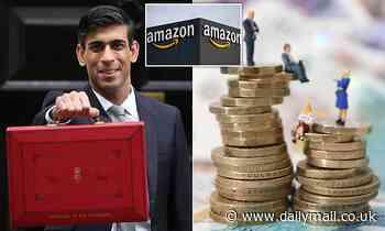 Rishi Sunak warns Covid crisis has had 'enormous toll' on UK finances
