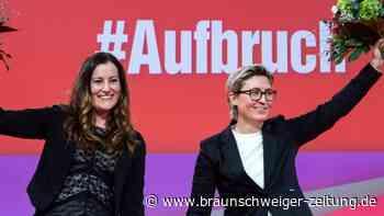 Online-Bundesparteitag: Neue Linke-Chefinnen vor schwerer Aufgabe