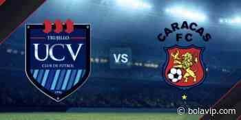 Qué canal transmite Universidad César Vallejo vs. Caracas por la Copa Libertadores - Bolavip