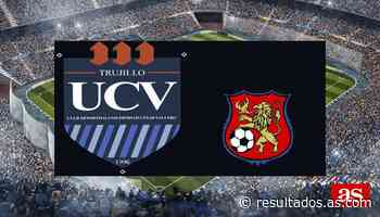 Universidad César Vallejo 0-0 Caracas Fútbol Club: resultado, resumen y goles - AS