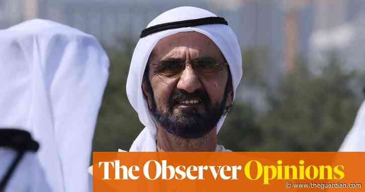 The tourists who flock to Dubai seem happy to overlook a few missing princesses | Catherine Bennett