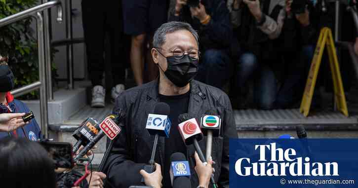 Hong Kong: 47 democracy activists charged with subversion under security law