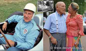 Sir Stirling Moss hands out surprise gifts to relatives in his will