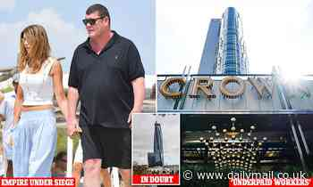 Crown admits underpaying hundreds of staff  as James Packer's casino faces 'money laundering' claims
