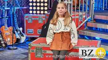 """Henriette (10) aus dem Kreis Gifhorn bei """"The Voice Kids"""""""