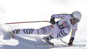 Weltcup in Val di Fassa: Ski-Ass Weidle im Super-G abgeschlagen - Lie stürzt schwer
