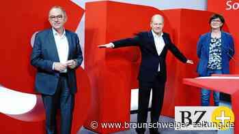 Bundestagswahl : SPD-Wahlprogramm: Hartz IV weg, Kindergeld bis zu 528 Euro