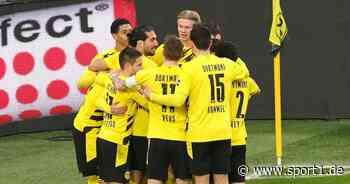 BVB stellt Kontakt zu Champions-League-Plätzen her - SPORT1