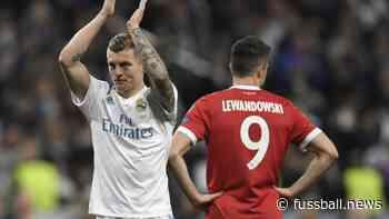 Verteidigt Bayern den Champions-League-Titel? Das glaubt Kroos - fussball.news