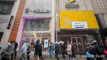 Umsatz-Schallmauer durchbrochen:Telekom sieht sich in Champions League - n-tv NACHRICHTEN