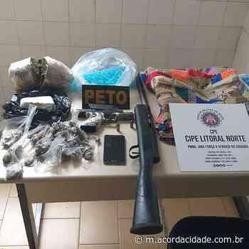 Dilton Coutinho | Acusado de liderar tráfico em Maragogipe e Saubara morre em confronto com a polícia - Acorda Cidade