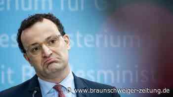 Gravierende Fragen: Krisenmanager Spahn rutscht in die Abwehrrolle