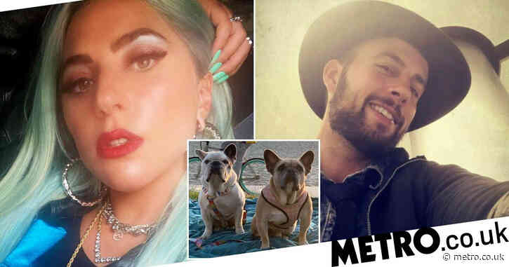 'Indebted' Lady Gaga 'will pay dogwalker's £70k medical bills' after he was shot in dognapping