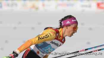 Nordische Ski-WM: Deutsche Langläuferinnen im Teamsprint auf Rang neun