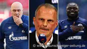 Chaos auf Schalke: Quintett um Gross und Schneider muss gehen