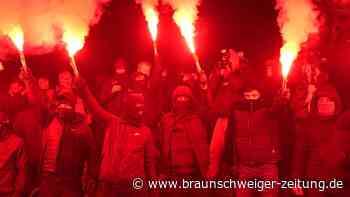 Festnahmen bei Corona-Protesten in Kopenhagen