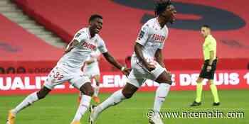 L'AS Monaco tenue en échec par Brest à la pause (0-0)