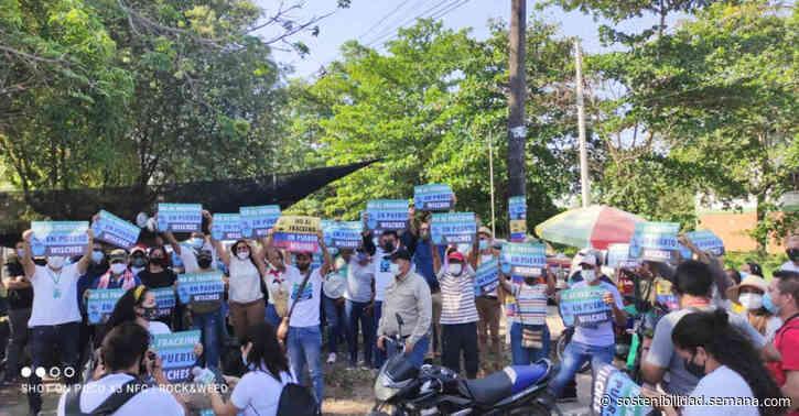 Fracking en Colombia: con cacerolazo protestaron en Santander - Semana
