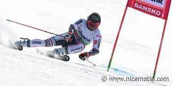 Inarrêtable, le skieur Mathieu Faivre remporte le deuxième géant de la Coupe du monde