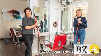 Wolfsburger Friseursalons sind für den Neustart gerüstet