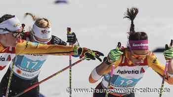 Nordische Ski-WM: Deutsche Langläufer in Oberstdorf chancenlos
